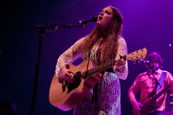 Angus and Julia Stone at Royal Festival Hall